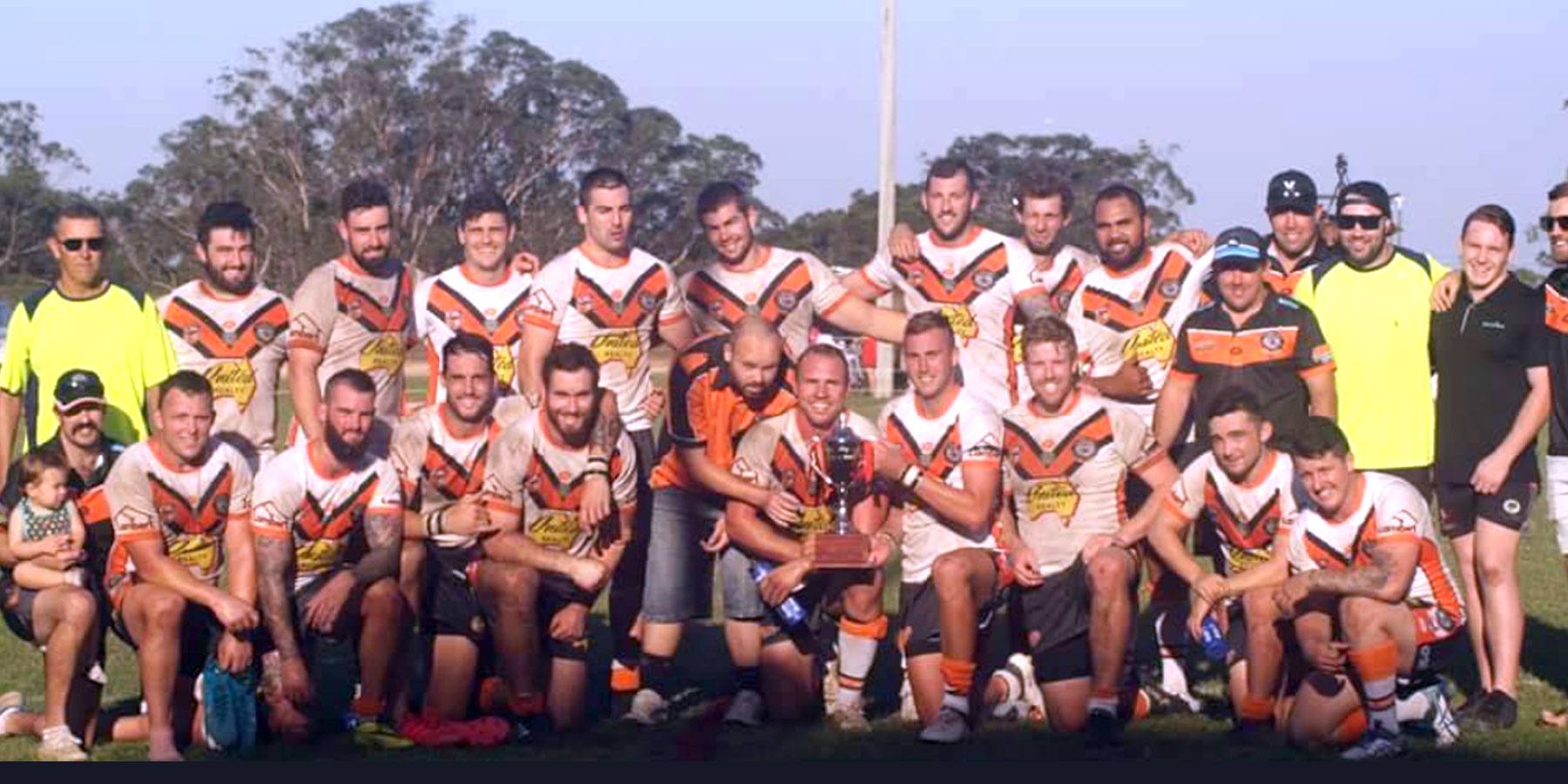 Oaks Tigers Rugby League, NSW