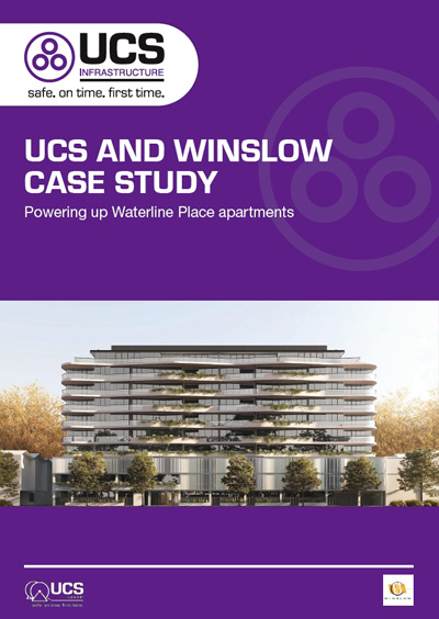 UCS Infrastructure Case Study Waterline
